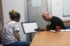 Majstorska radionica:  Juan Manuel Ruiz Pardo.